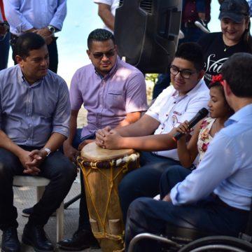 Centro de Participación Integral para las personas con discapacidad, en Malambo.