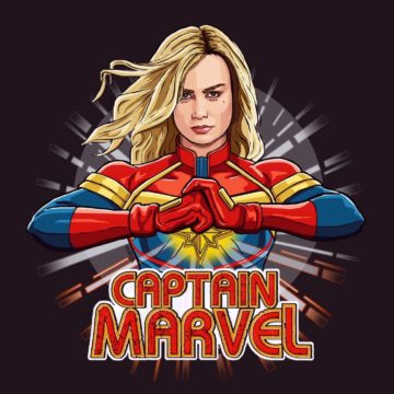 #Tendencias El hilo que explica el impacto de Captain Marvel 🌟