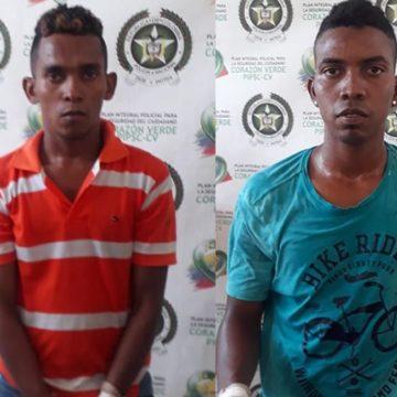 Asesinaron a un hombre en Malambo y la Policía capturó a los 2 presuntos sicarios