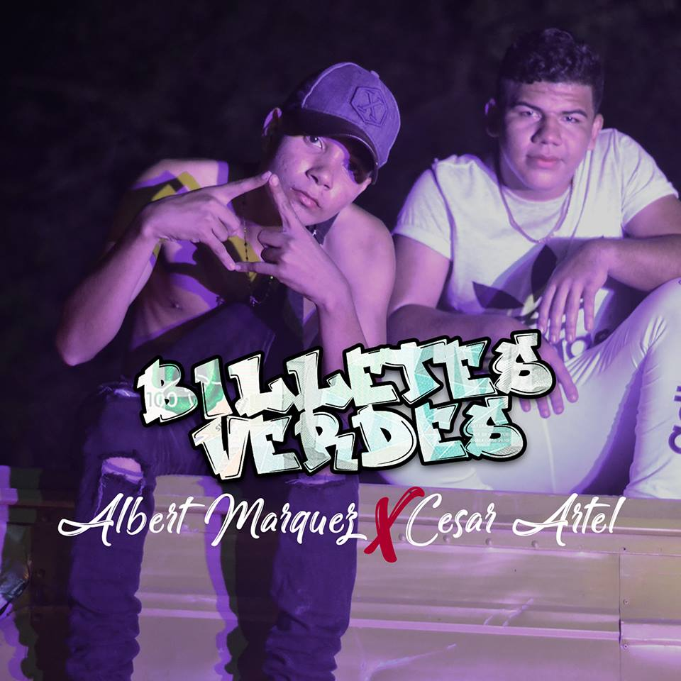 Billetes Verdes – Albert Maquez, Cesar Artel Video Oficial