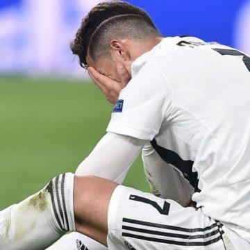 Tras ser eliminado, acciones de la Juventus se van a pique en la bolsa
