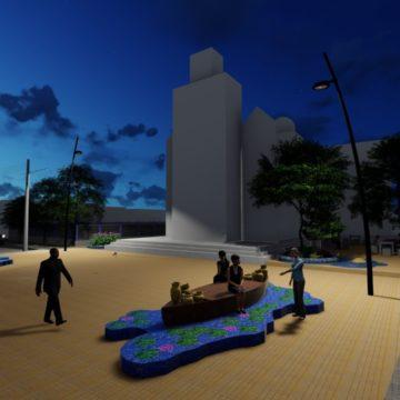Adjudican contrato para remodelación de la Plaza Central, en Malambo