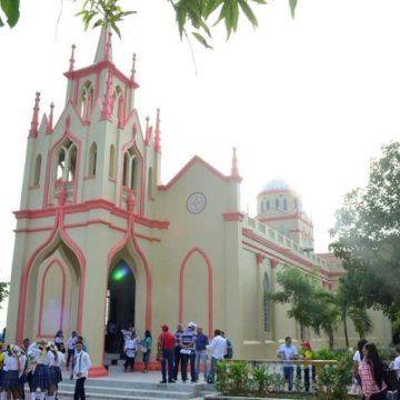 """Día cívico """"Encuentro de dos culturas"""" 488 años del municipio de Malambo."""