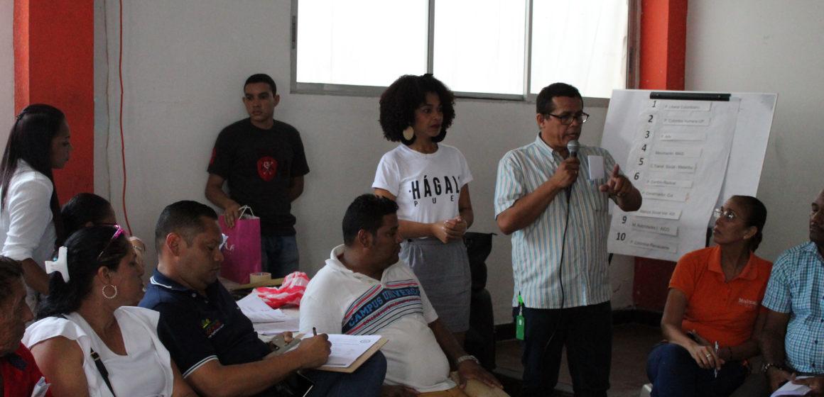 Alcaldía de Malambo anuncia desmonte publicidad política no autorizada.