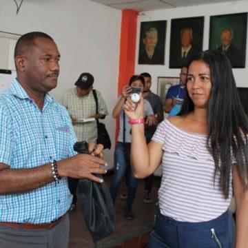 Sortean los números en tarjeta electoral a la Alcaldía de Malambo
