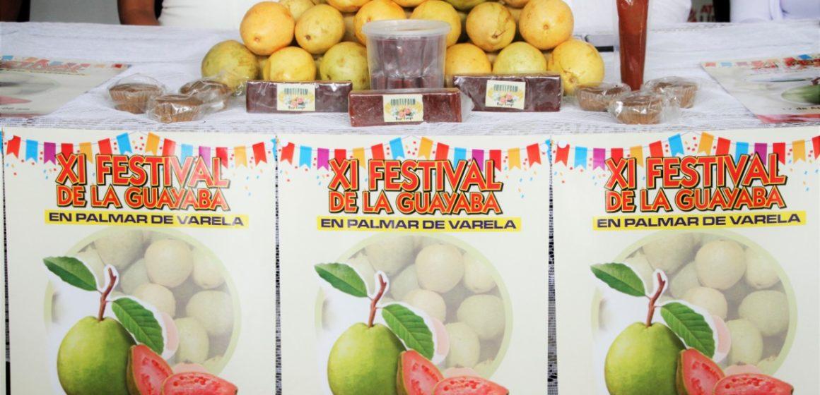 Palmar de Varela celebra su XI Festival de la Guayaba