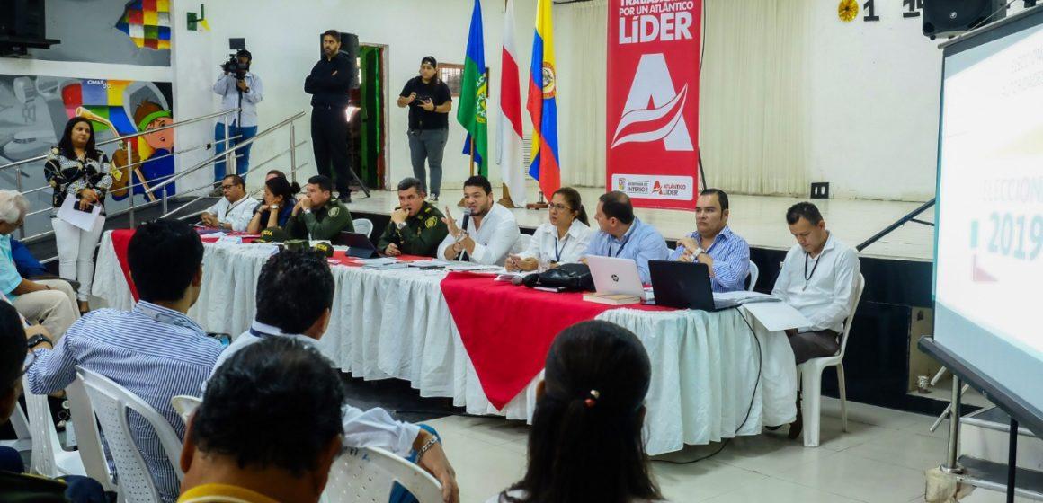 Avanza la coordinación y seguimiento a los procesos electorales
