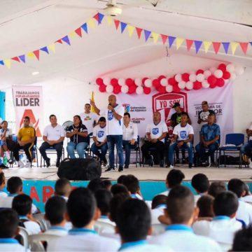 Inicia cuarta fase de 'Soy 1A' para promover valores y visión de éxito en los niños del Atlántico