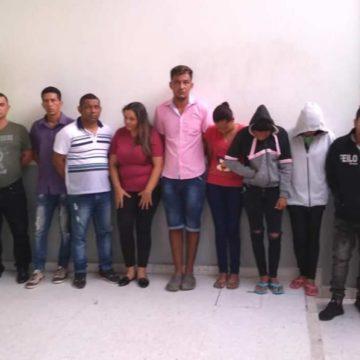 'Los Gavilanes', la banda que estaba infectando de droga varios municipios del Atlántico