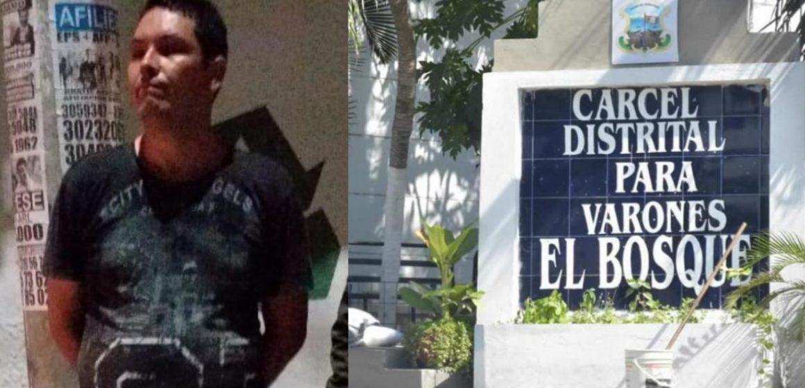 En menos de 24 horas, recapturan a recluso que se fugó de la Cárcel Distrital