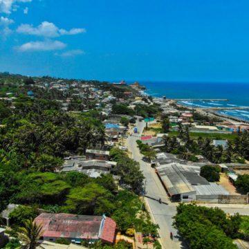 #AtlánticoLíderEnObras: Verano deja al corregimiento de Salgar con vía turística renovada
