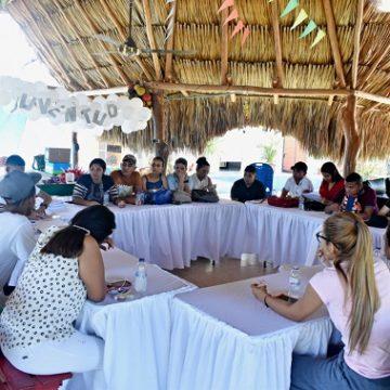 Plataforma Departamental de Juventud escogió nueva junta directiva