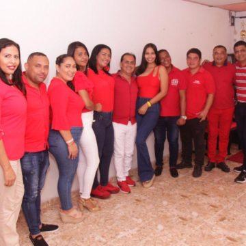 Yenis Orozco, la mujer que sigue trabajando por la Alcaldía de Malambo
