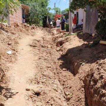 En Puerto Colombia también murió otro obrero por derrumbe en obras de alcantarillado