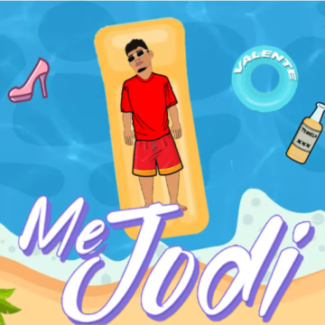 Valente Jf – Me Jodí (Lyric Video)