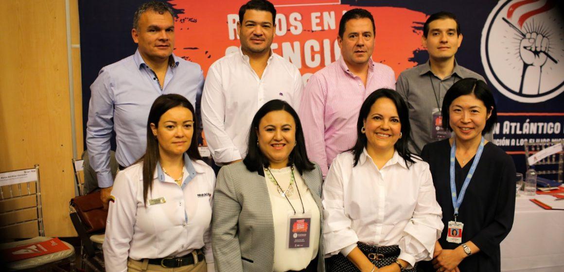Atlántico es ejemplo internacional por solidaridad a migrantes venezolanos