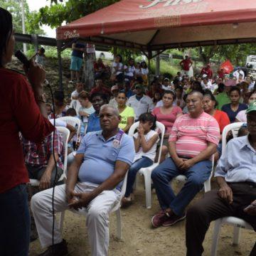 Yenis Orozco continúa las actividades en pro de su campaña política en Malambo