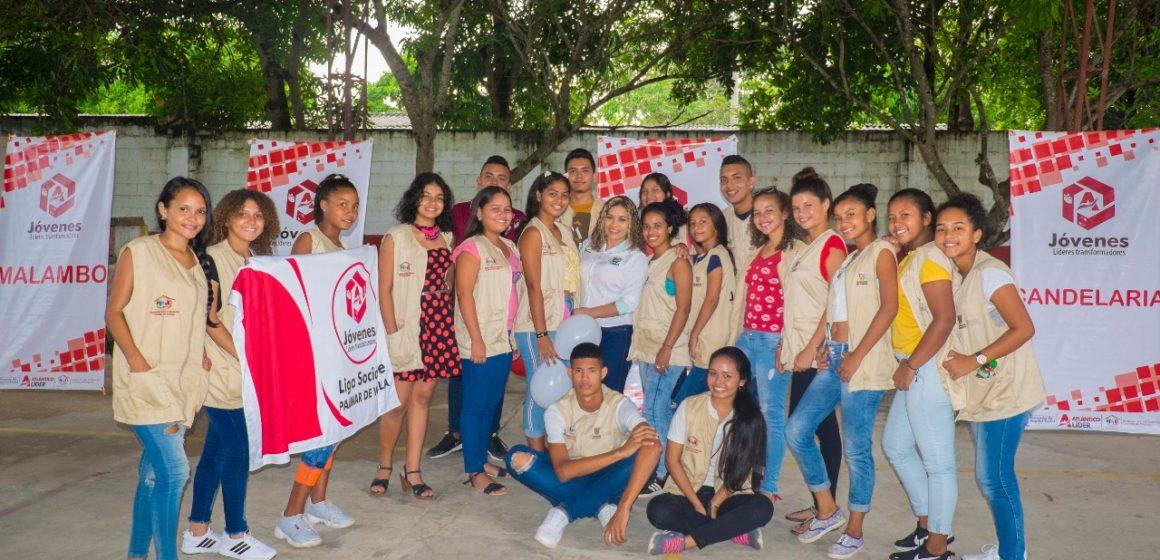 Gobernación del Atlántico le apuesta al activismo social juvenil