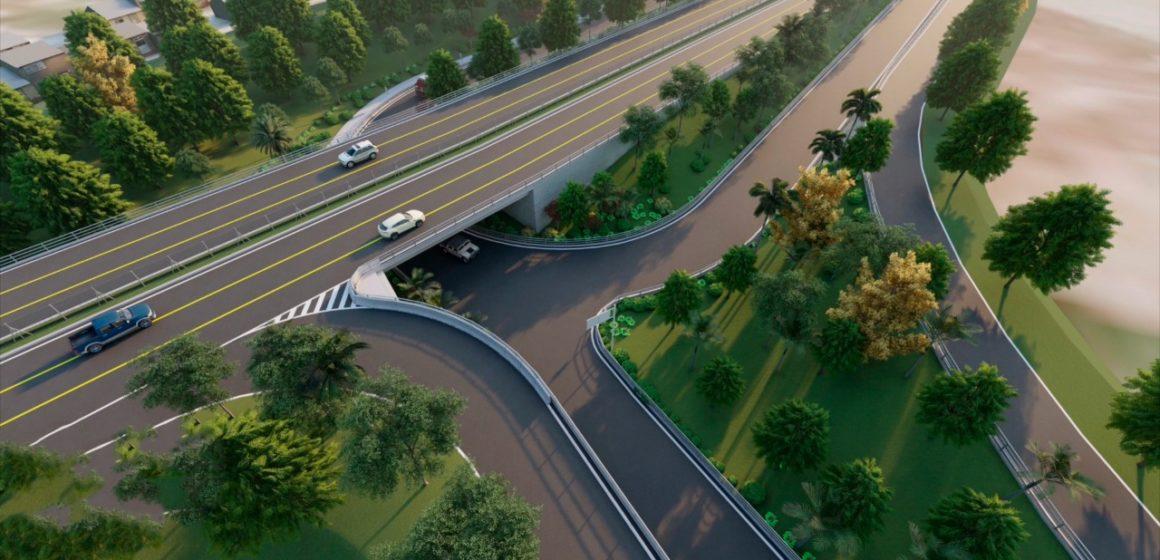 Despejada la conexión con el nuevo puente Pumarejo