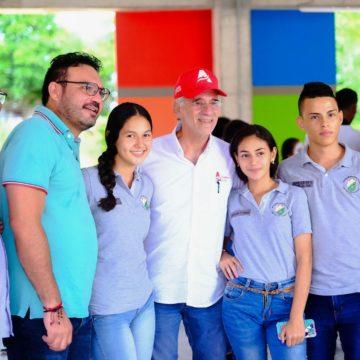 Secretaría de Educación Departamental lidera la iniciativa pedagógica en instituciones oficiales
