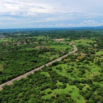 #AtlánticoLíderEnObras: Ya está lista vía que dinamiza intercambio entre Atlántico y Bolívar