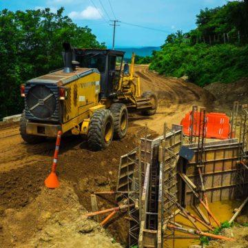 #AtlánticoLíderEnObras: Gobernación conecta a Juaruco y El Morro con su desarrollo