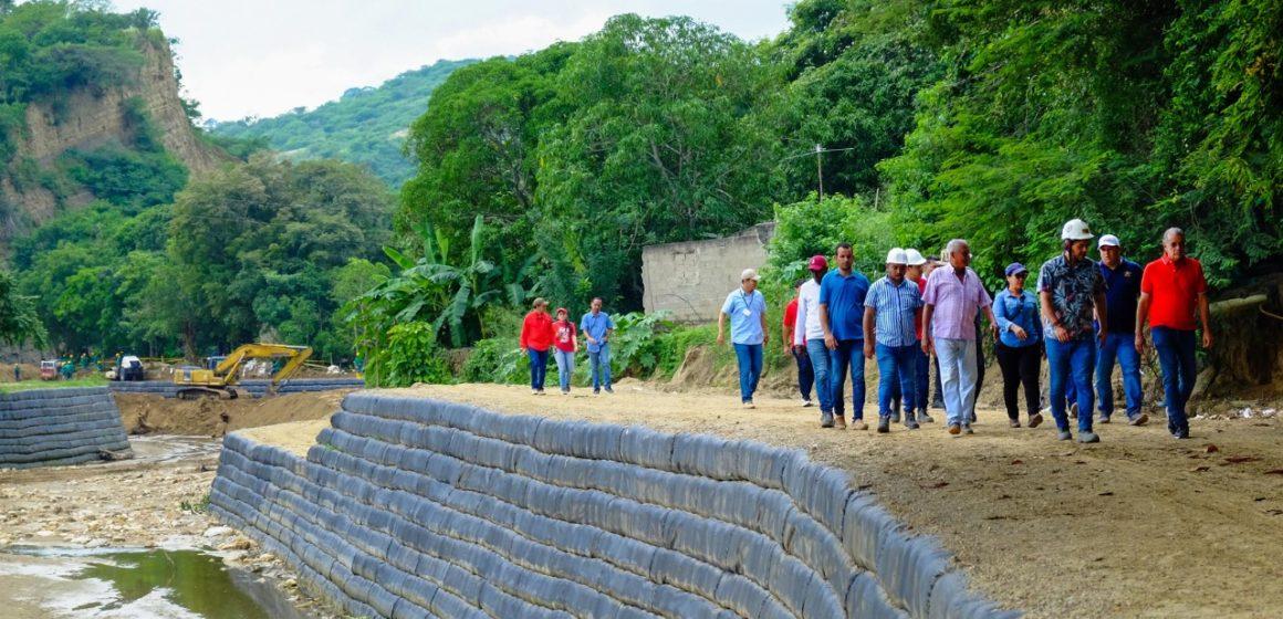 #AtlánticoLíderEnObras: Habitantes de San José de Saco dicen adiós a inundaciones del Arroyo Grande