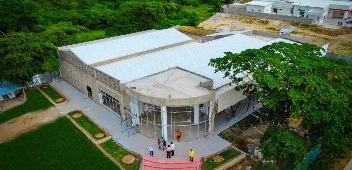 #AtlánticoLíderEnObras: Se ultiman detalles de la nueva Casa de Cultura de Manatí