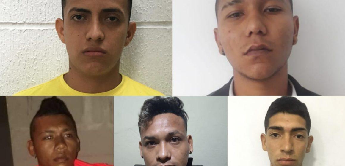 Cayeron 'Los Yeyos', banda dedicada al tráfico de estupefacientes en Usiacurí
