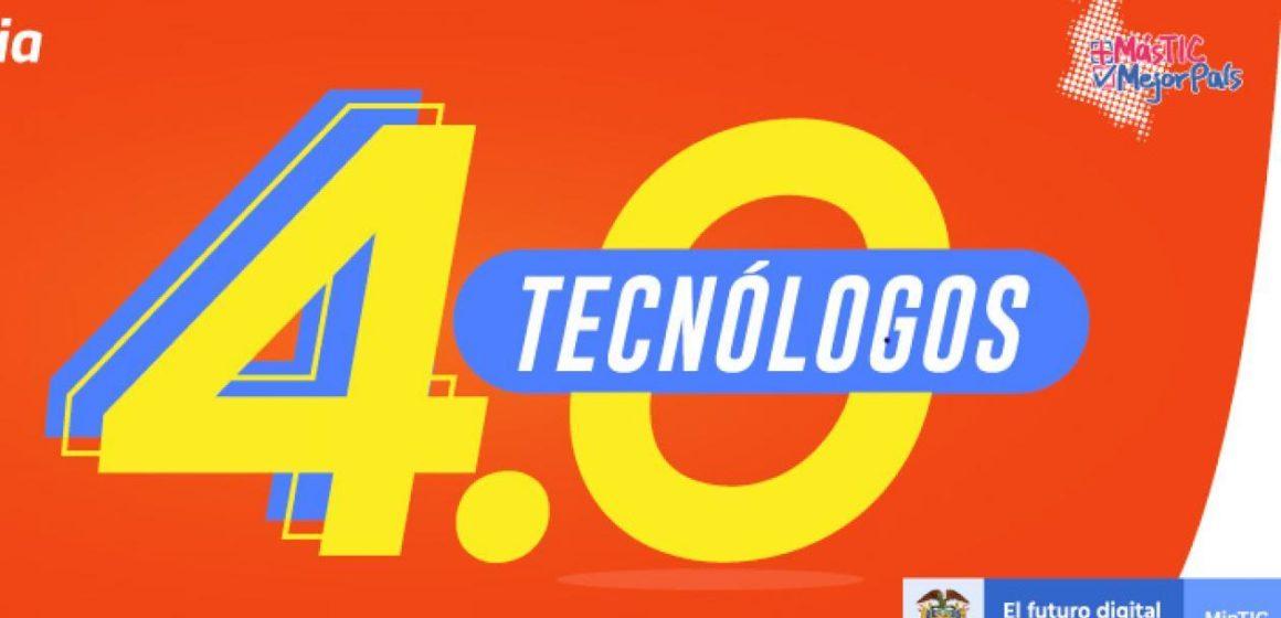 MinTIC lanza convocatoria para tecnólogos en áreas de la cuarta revolución industrial