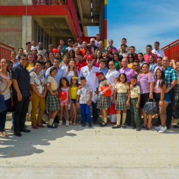 #AtlánticoLíderEnObras: Verano mejora condiciones de 3.200 estudiantes de Palmar de Varela y Santo Tomás