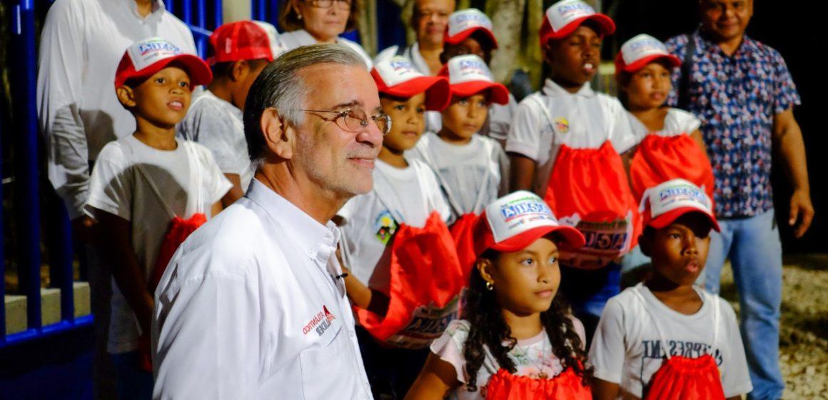 """Atlántico es declarado territorio """"Amigos de la Niñez"""""""