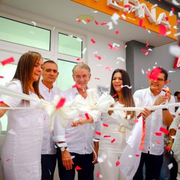 #AtlánticoLíderEnObras: Verano continúa invirtiendo en salud: entregó 2 hospitales en Campo de la Cruz y Malambo