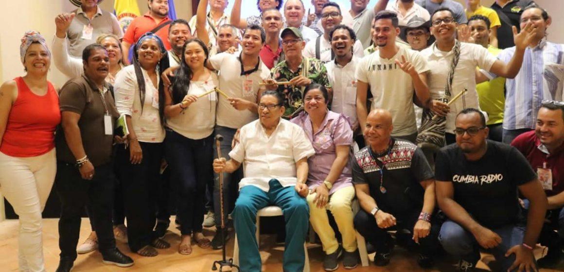 """Con homenaje al maestro Pedro """"Ramayá"""", Soledad inició campaña para impulsar la flauta de millo"""