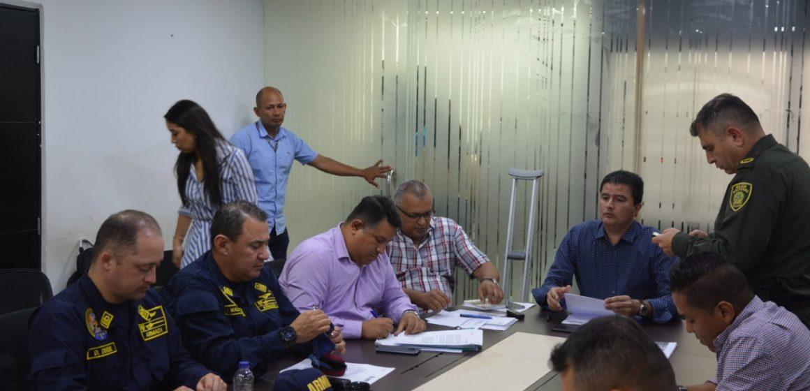 En Consejo de Seguridad  Alcalde Ucrós propone aumento de pie de fuerza