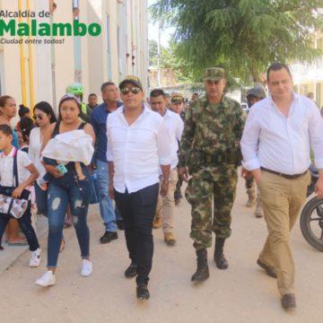 Operativos interinstitucionales en Malambo dejan 7 capturas en menos de 3 días