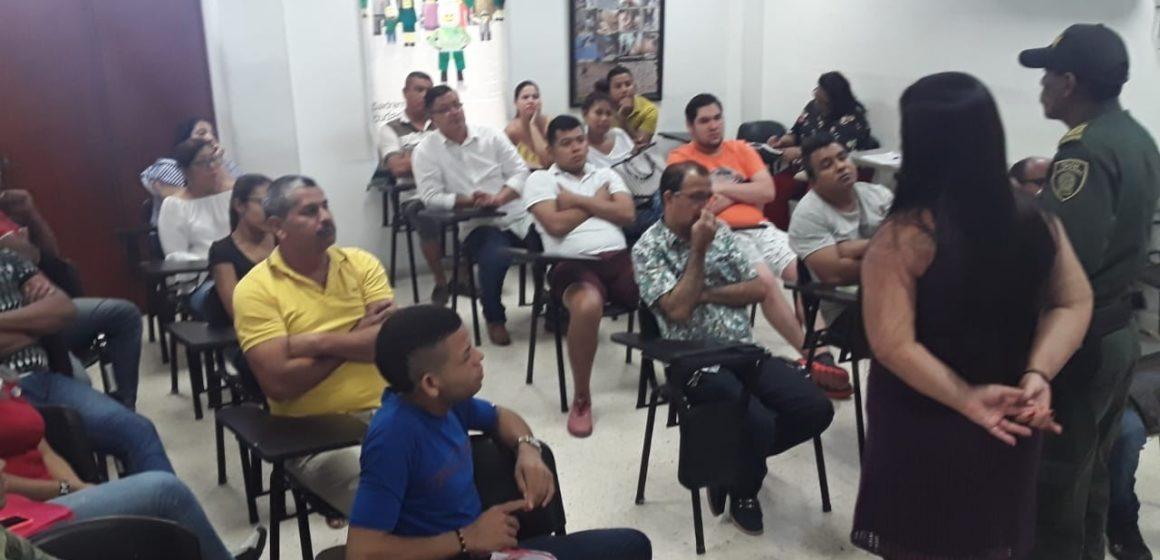 Alcaldía de Malambo inicia mesas de trabajo con comerciantes del municipio