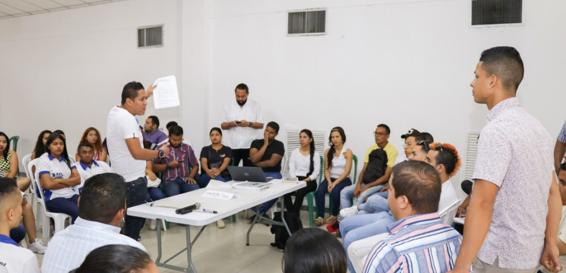 Los Jóvenes son protagonistas en la construcción del Plan de Desarrollo de Soledad