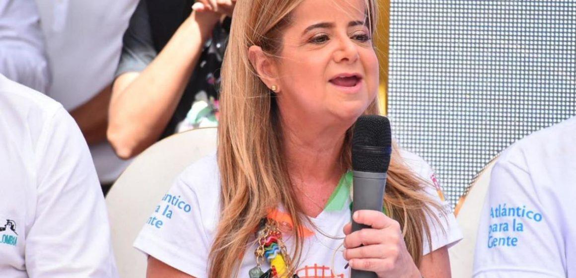 """""""Malambo será el primer municipio sin 'Pico y Placa' en salud"""": Elsa Noguera"""