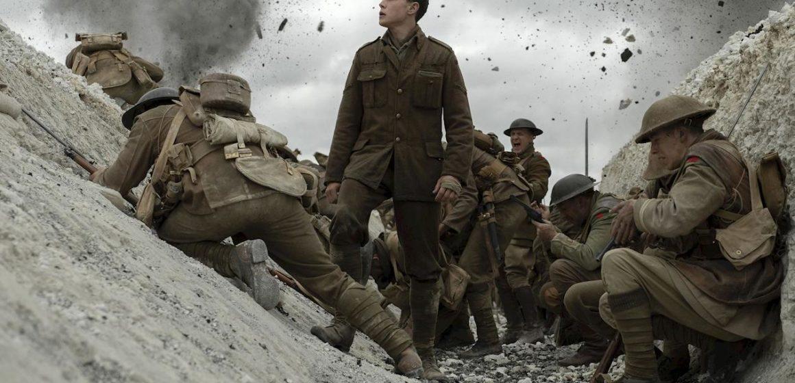 """""""1917"""" apunta al Óscar tras llevarse el premio del Sindicato de Productores"""