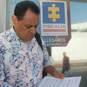 Administración de Ucrós traslada a Fiscalía  irregularidades encontradas en Oficina de Impuestos de Soledad