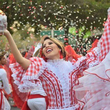 Este fin de semana, la Cumbia es protagonista en el Carnaval del Atlántico