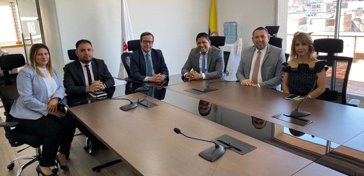 Alcalde Monsalve gestiona ante la Superintendencia de Notariado y Registro que unas 5 mil familias de Malambo reciban sus títulos de propiedad