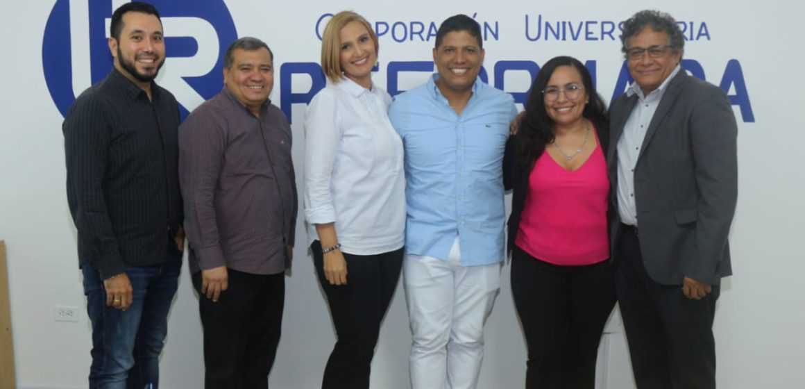 Becando a 80 malamberos en carreras profesionales, inicia alianza interinstitucional entre la Alcaldía de Malambo y la Corporación Universitaria Reformada