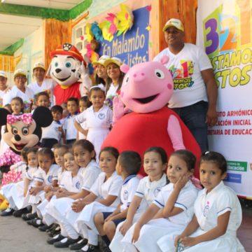 """""""Estamos Listos"""", la campaña de la Secretaría de Educación de Malambo para niños de Transición"""