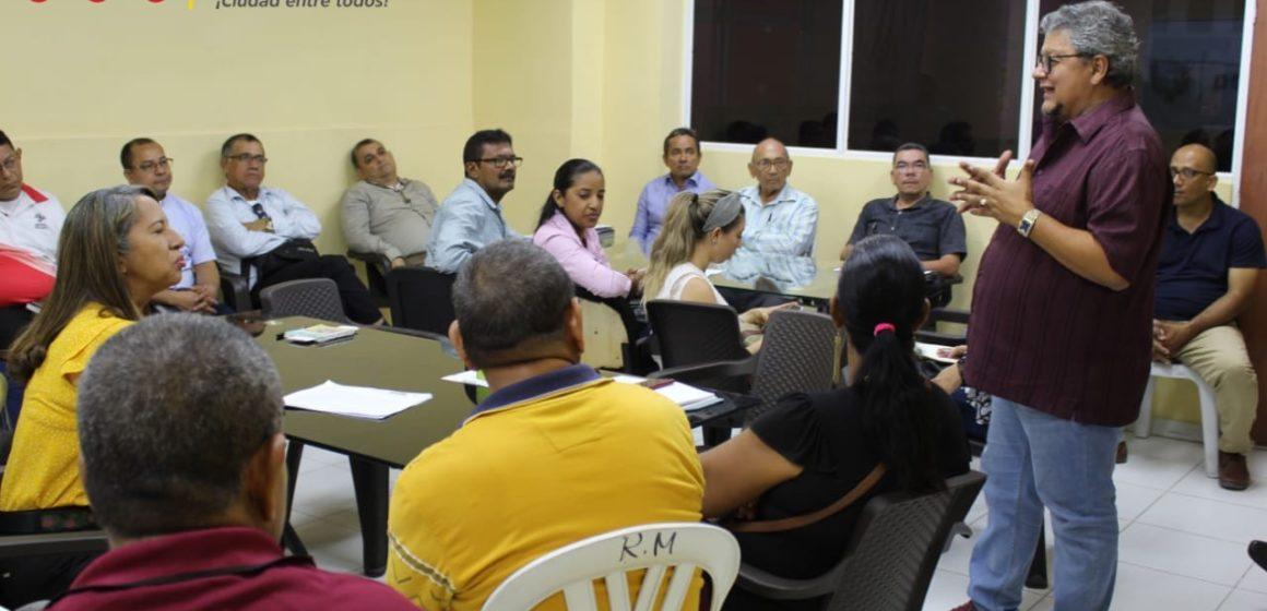 Grupos religiosos unidos aportan para la construcción del Plan de Desarrollo Territorial 2020 – 2023 'Ciudad Entre Todos'