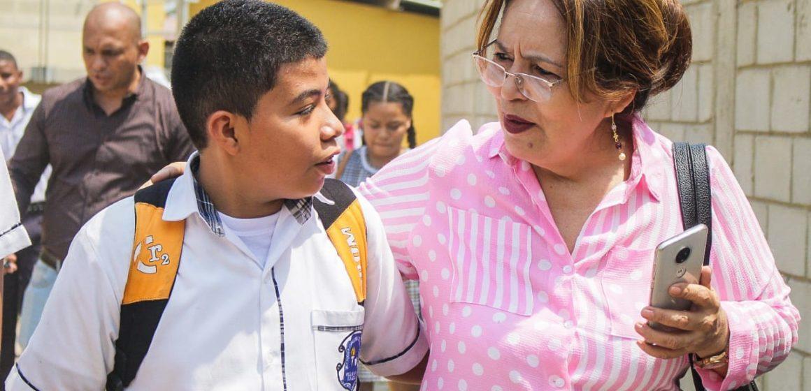 Estudiantes de colegios públicos y privados en Soledad, en receso escolar hasta el 19 de abril