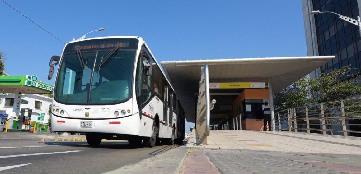 Transmetro no suspenderá operación en Soledad durante el fin de semana