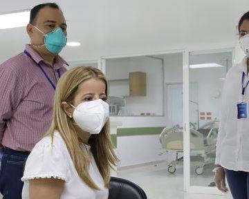 Tres nuevos pacientes con coronavirus se han recuperado en el Atlántico: Elsa Noguera