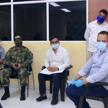 Una comisión de la Dijín vendría a investigar robo de tierras en Malambo